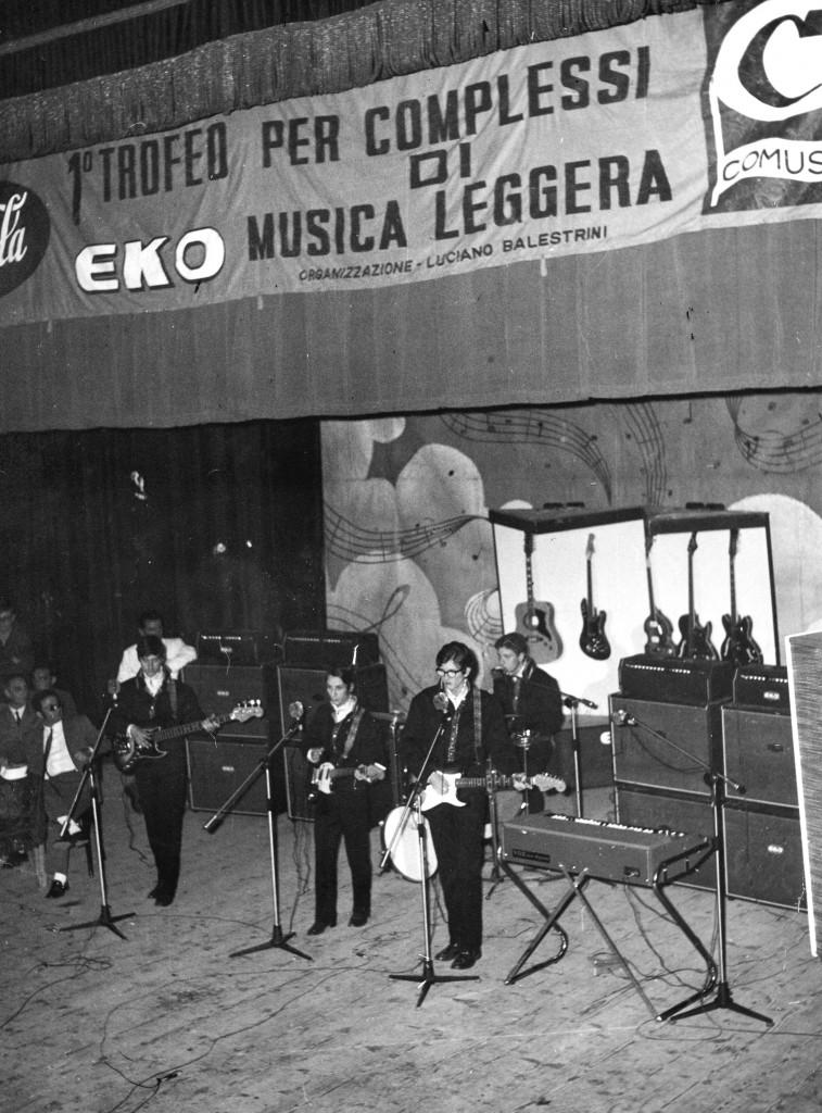 Trofeo EKO Teatro Orfeo x