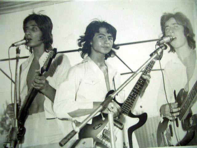 Dante Marchetti, Luigi Cosma, Franco Nicotera