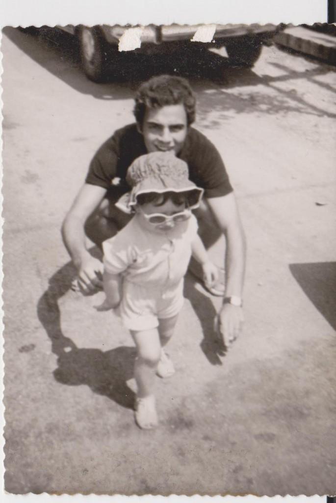 Gianni Madaro con Anna Talò